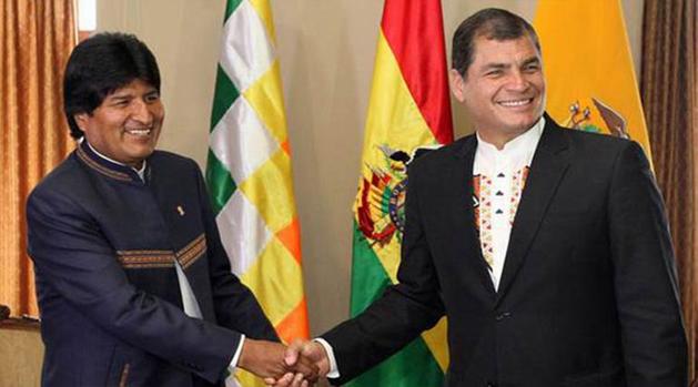 Presidente de Ecuador califica de