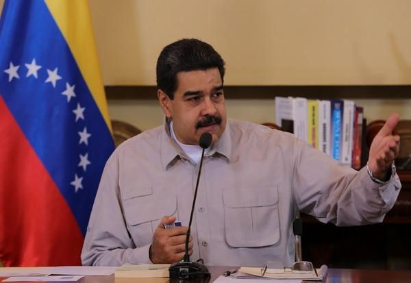 Canciller venezolano confirma venida de Nicolás Maduro a Perú