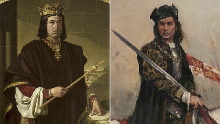 El Rey Fernando el Católico y su hombre en Nápoles, Gonzalo Fernández de Córdoba, llamado el Gran Capitán