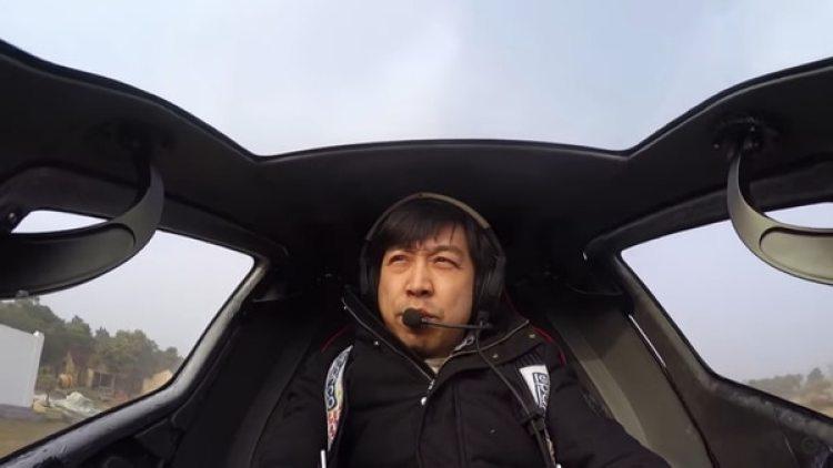 Es un drone eléctrico y autónomo