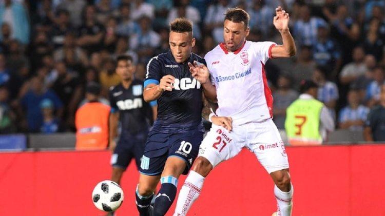 Inter invertiría 33 millones de dólares por Martínez (Télam)