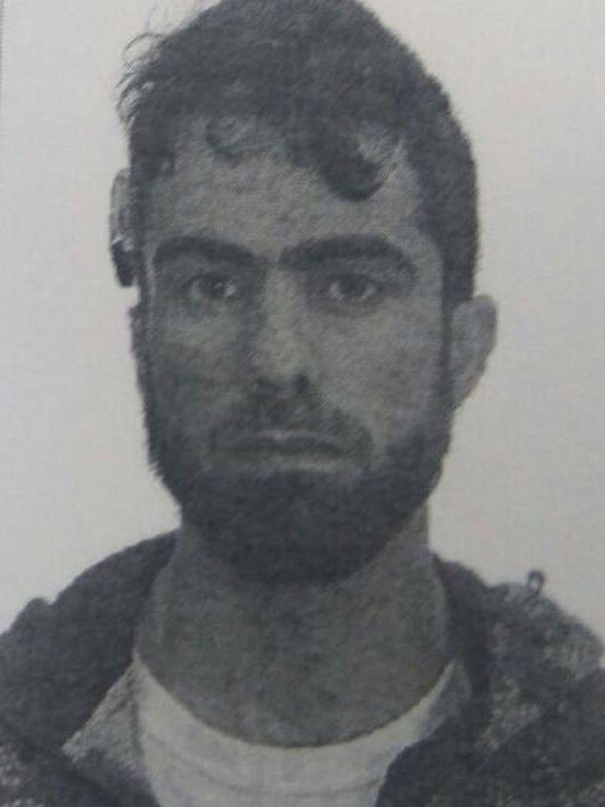 Samuel Crespo, en una imagen del archivo policial.
