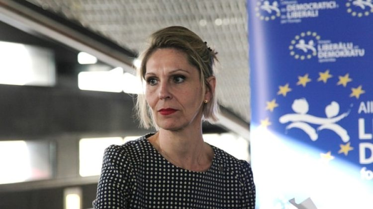 Beatriz Becerra, diputada del Parlamento Europeo