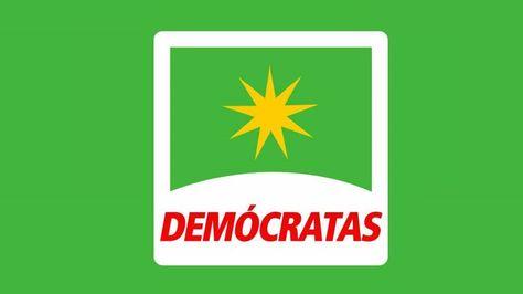 Logotipo del Movimiento Demócrata Social (Demócratas).