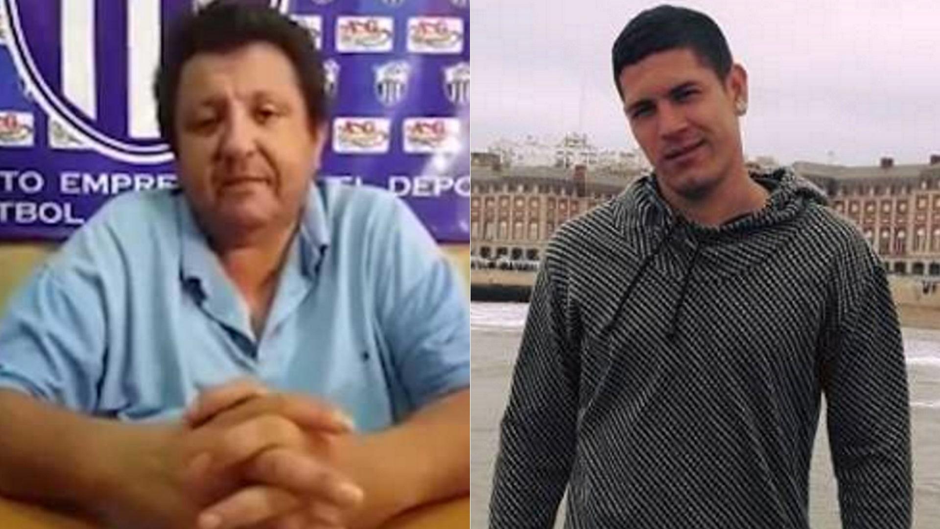 Resultado de imagen para escandalo en el futbol paraguayo