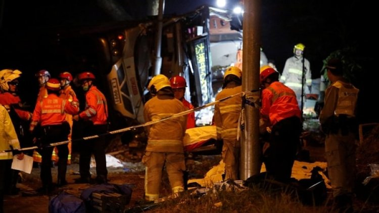 Uno de los pasajeros es hallado muerto(Reuters)