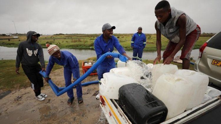 Escasez de agua potable en Ciudad del Cabo (Reuters)