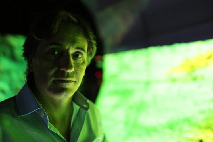 Estrada-Belli, explorador de National Geographic y uno de los arqueólogosque lideran en conjunto la iniciativa