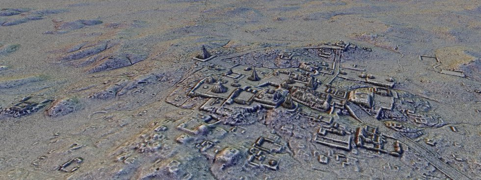 Los edificios descubiertos formaban parte de una docena de ciudades. La dimensión del hallazgo ha llevado a los investigadores a la conclusión de que la población maya podría haber alcanzado los 10 millones de personas, una cifra muy superior a la estimada hasta ahora.