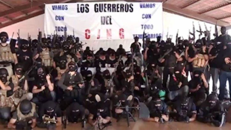 El video fue atribuido al Cártel de Jalisco Nueva Generación