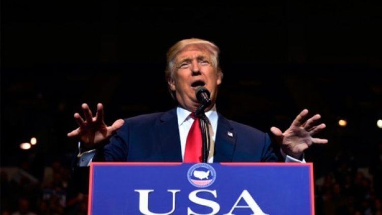 El presidente de EEUU, Donald Trump. (AFP – Timothy A. Clary)
