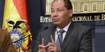 Ministro denuncia que turba en San Ramón libera a narcos y ataca a fuerza antidroga de Beni