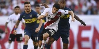 La Superliga Argentina no tendrá descensos en diciembre
