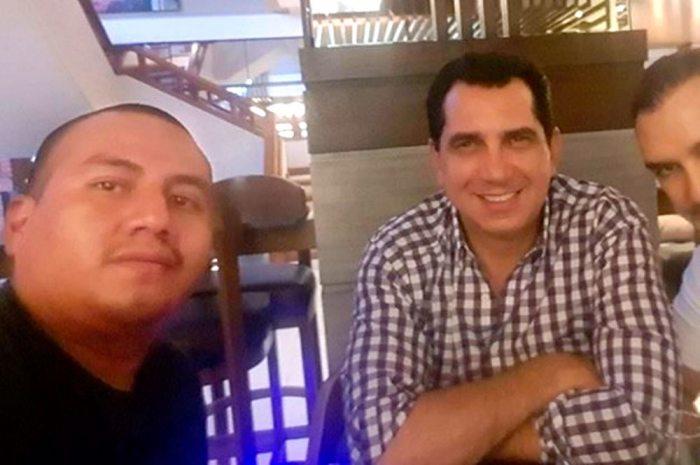 Gott involucra a fiscal Blanco — Desfalco