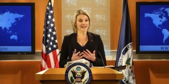 """Estados Unidos se declaró """"profundamente preocupado"""" por los ataques del régimen sirio contra el bastión rebelde de Guta Oriental"""