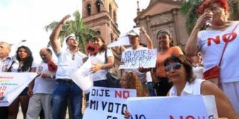 Bolivia más polarizada a pocas horas del 21F