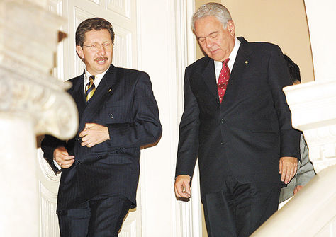 Someterán a juicio en EE.UU. a expresidente de Bolivia