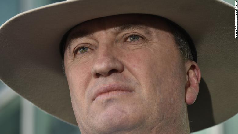 Dimite el viceprimer ministro australiano por escándalos sexuales