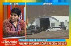 """La Aduana habla de la existencia de un sindicato de """"custodios del contrabando"""""""