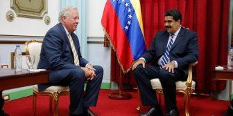 EEUU pidió al dictador Nicolás Maduro que le permita a la comunidad internacional ayudar a los venezolanos a superar la crisis