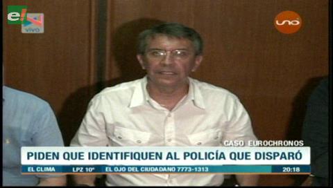 Último: Informe establece que bala que mató a Ana Lorena vino del edificio contiguo a Eurochronos