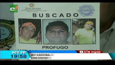 Interpol emitió orden de captura de Luis Antonio Salas