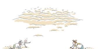 Caricaturas de la prensa internacional del domingo 18 de febrero de 2018