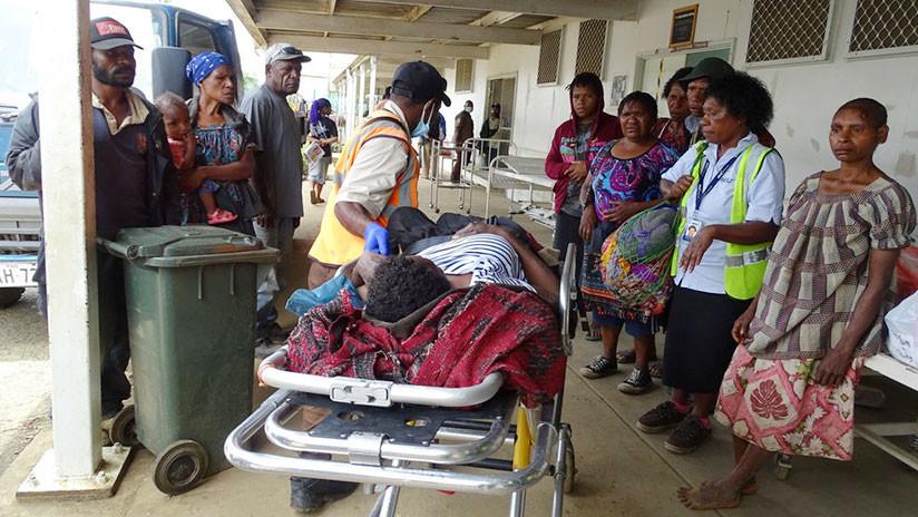 Papúa Guinea se mantiene en alerta ante posible tsunami