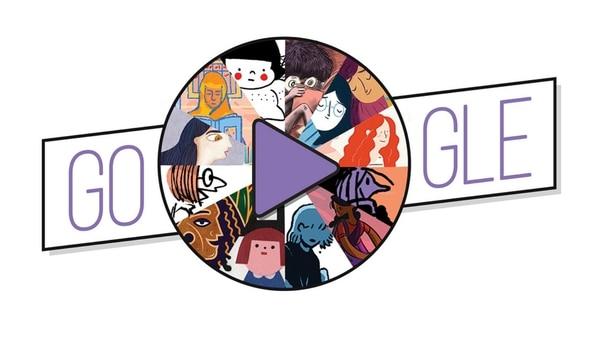 Google dedica su doodle a las historias de mujeres como tú y como yo