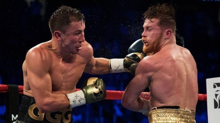 """Gennedy Golovkin y """"Canelo"""" Álvarez pelearán el 5 de mayo por segunda vez (Getty Images)"""