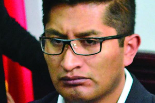 Ordenan aprehensión del fiscal Blanco por no presentarse a declarar en juicio