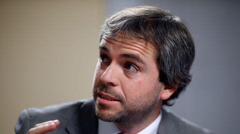 El ministro secretario de la Presidencia de Chile, Gonzalo Blumel. Foto: T13