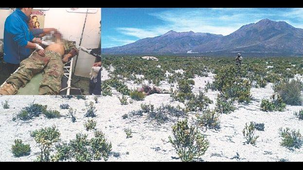 Policía y Ejército responderán con disparos y explosivos a contrabandistas — Bolivia