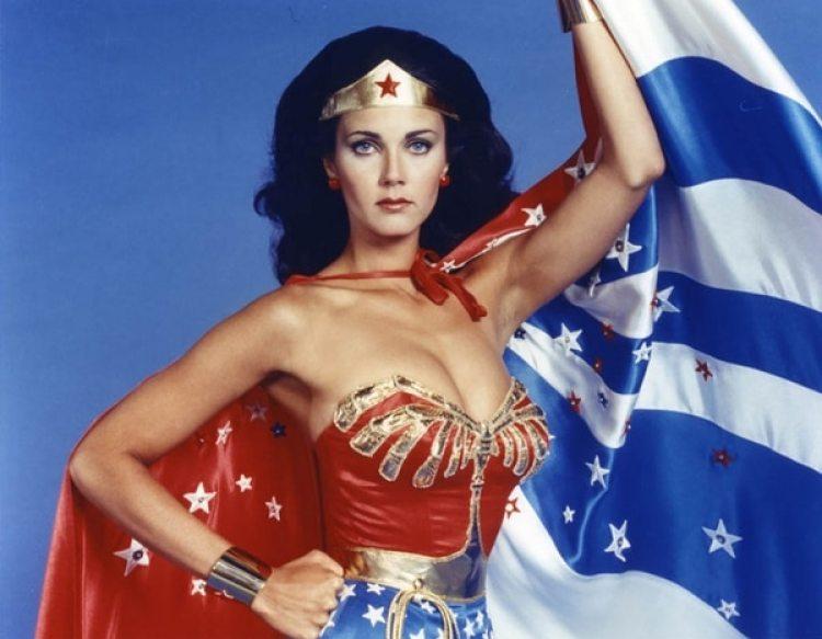 Lynda Carter en Wonder Woman