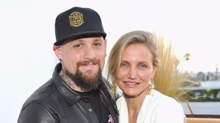 Cameron Díaz y Benji Madden están casados desde el 2014