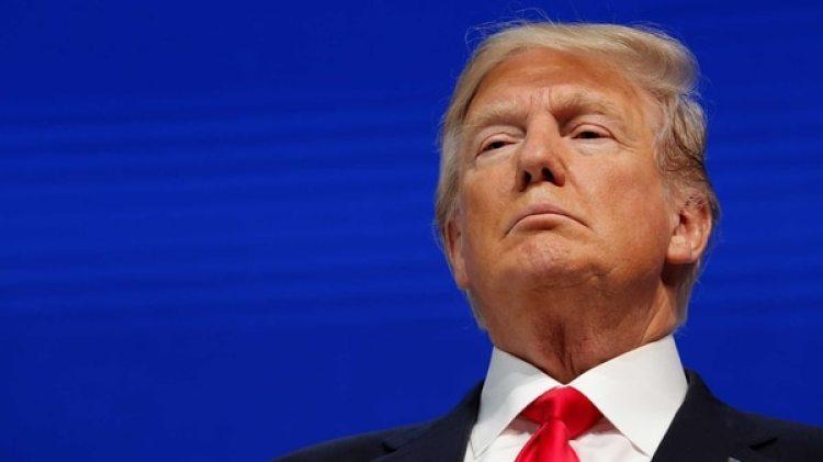 El presidente estadounidense Donald Trump (REUTERS/Carlos Barria)
