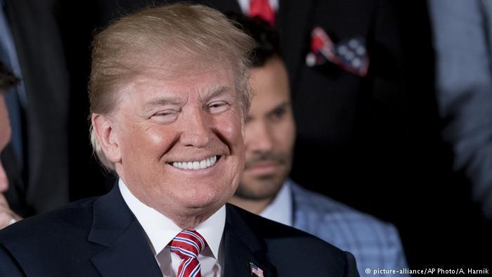 Donald Trump (picture-alliance/AP Photo/A. Harnik)