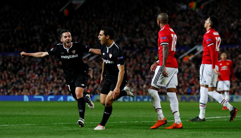 Resultado de imagen para sevilla vs manchester united