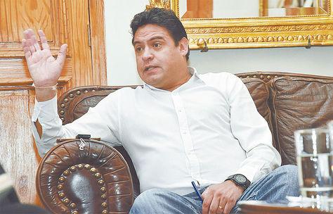 La autoridad deLaPaz en la entrevista con AnimalPolítico.Mira al futuro y espera construir un proyecto nacional.Está es su última gestión como alcalde.