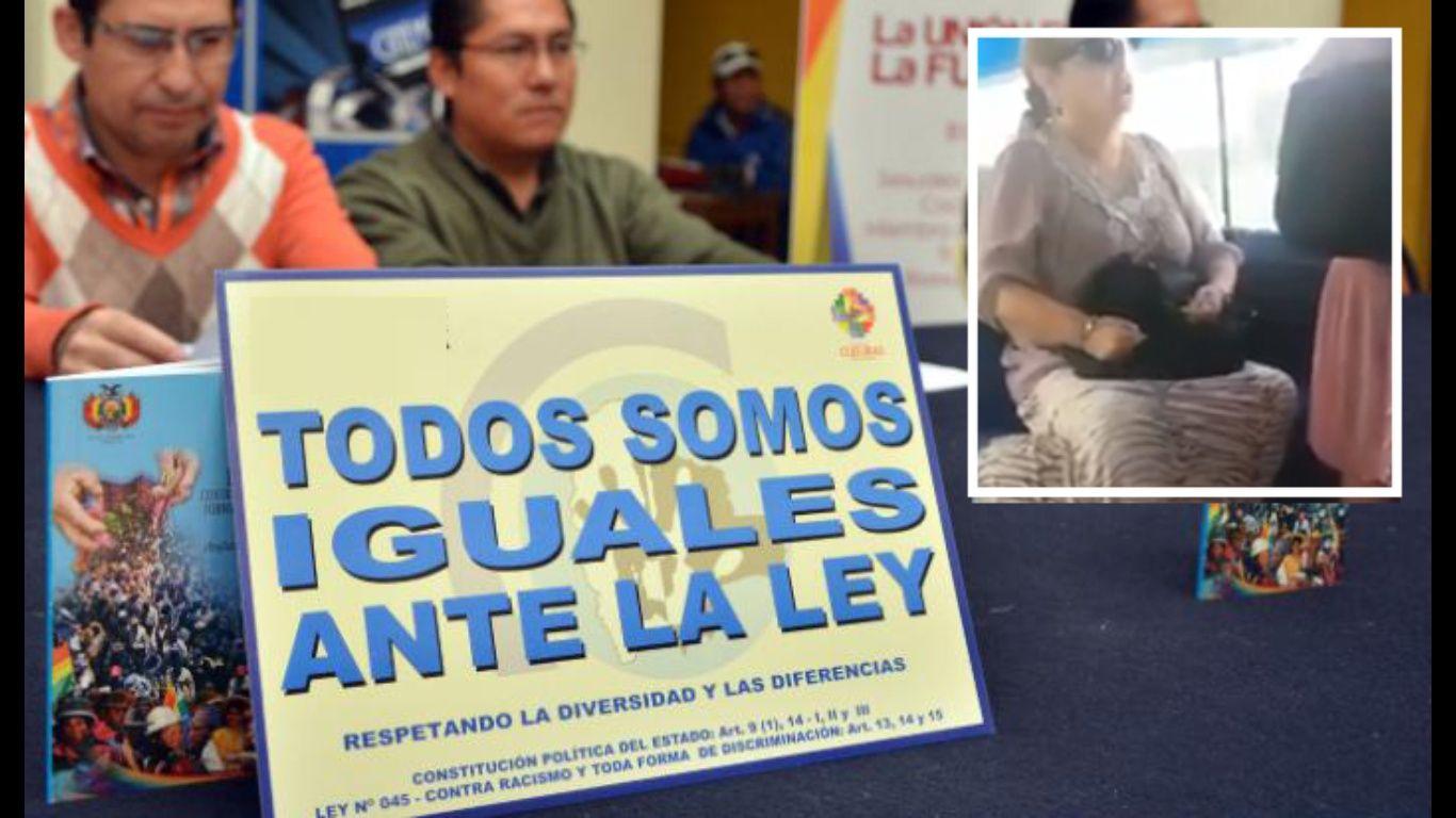 El video racista que indignó a Bolivia