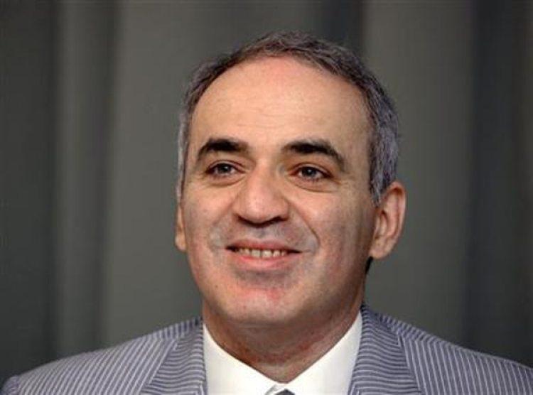Garry Kasparov en una foto de 2011 (Reuters/archivo)