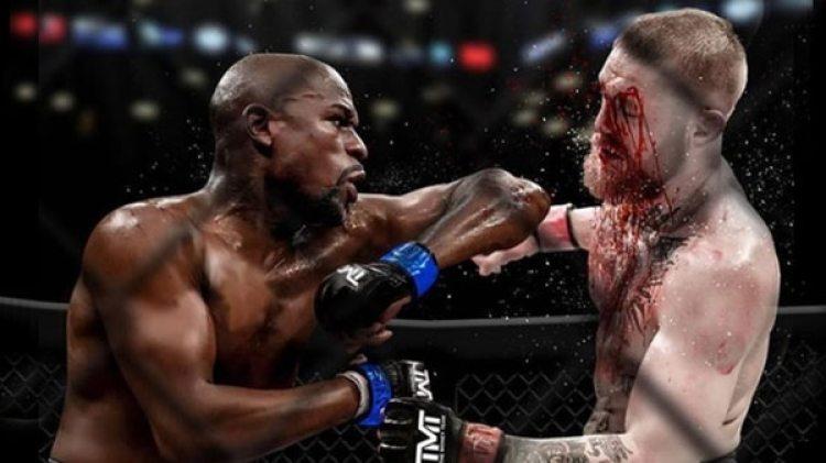 Floyd Mayweather se anima a un combate de MMA contra Conor McGregor