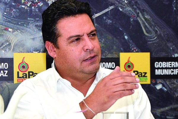 """Luis Revilla: """"Si no se construye una alternativa, va a ganar Evo o el MAS sin Evo"""""""