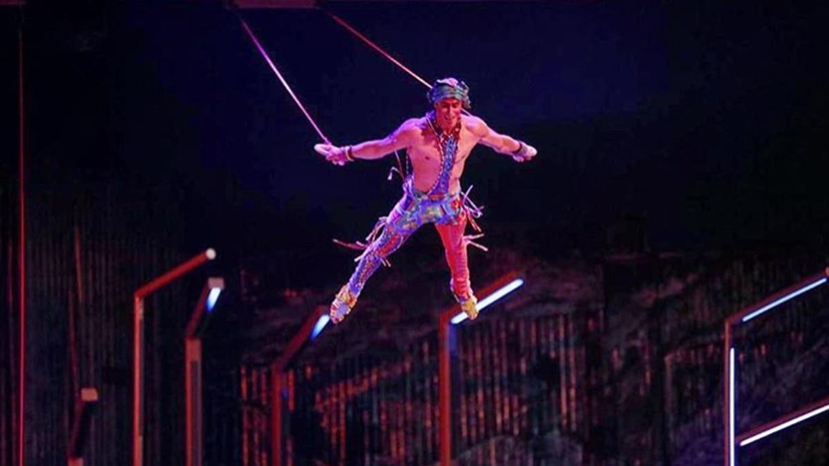 El último mensaje del acróbata Yann Arnaud antes de su trágica muerte en el Cirque du Soleil