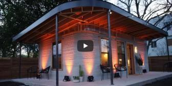 Una casa impresa en un día en 3D por menos de 10.000 dólares