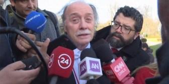 Brótons: Chile debe escoger si quiere vivir buena o mala vecindad por siglos