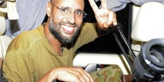 Libia: el hijo de Muammar Khadafi se presentará en las elecciones presidenciales