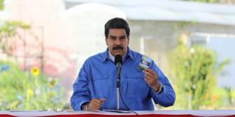 Para obtener una vivienda ahora es necesario tener Carnet de la Patria, anuncia Maduro