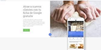 Google despliega la nueva versión del panel de gestión de su servicio Google My Business