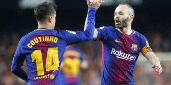 """Andrés Iniesta, a un mes de decidir si se queda o se va del Barcelona: """"Todo está muy meditado"""""""